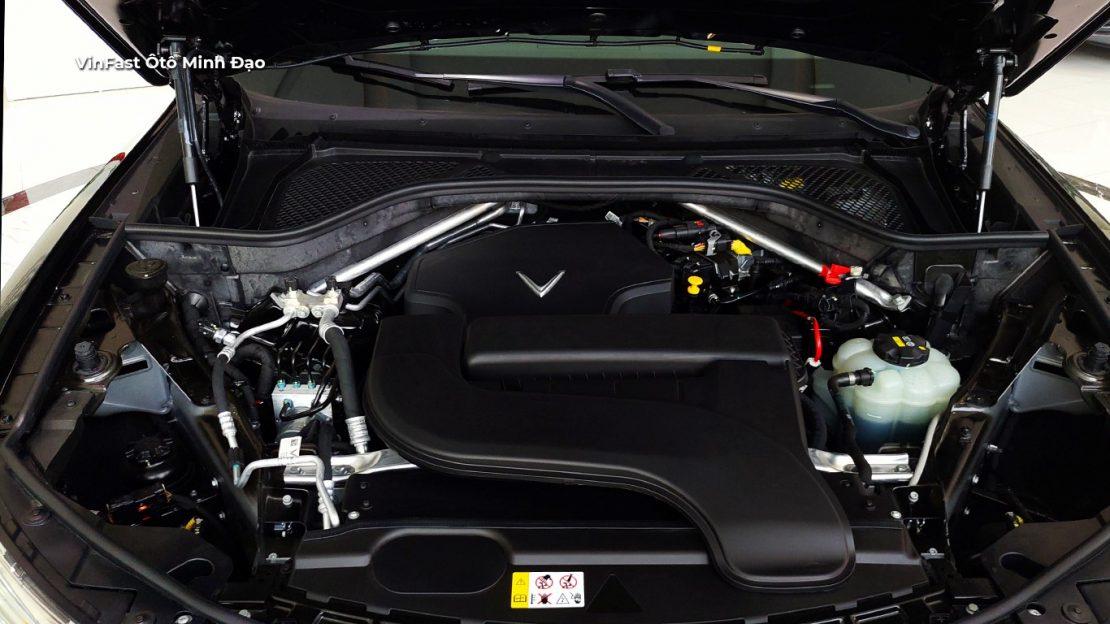 động cơ VinFast Lux SA2.0